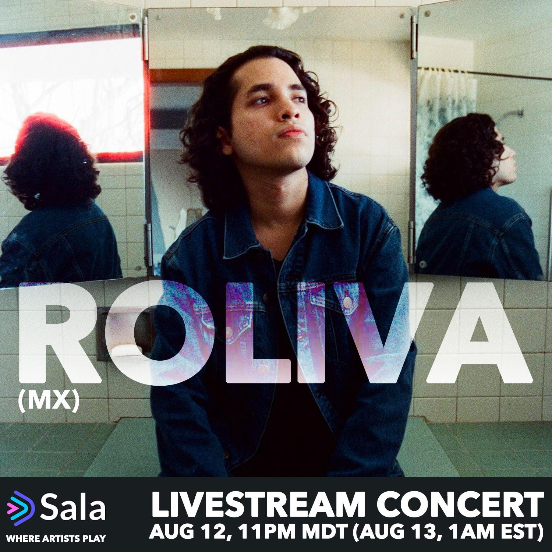 DJ Roliva on Sala.Live!