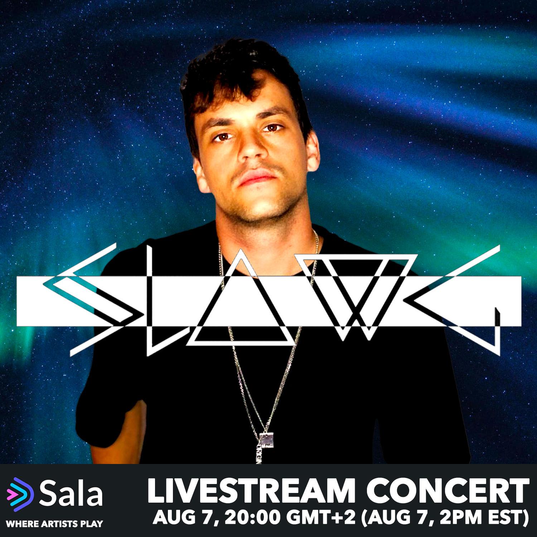 Slawg on Sala.Live